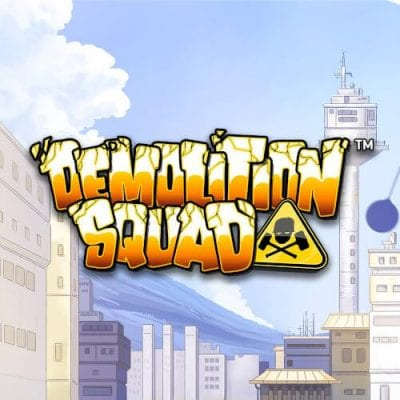demolition squad slot review