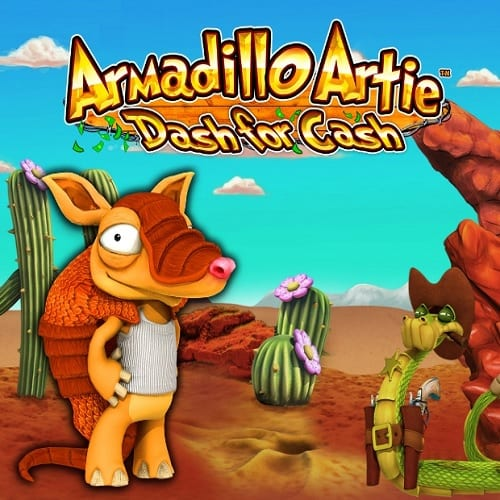 Armadillo Artie Slot review