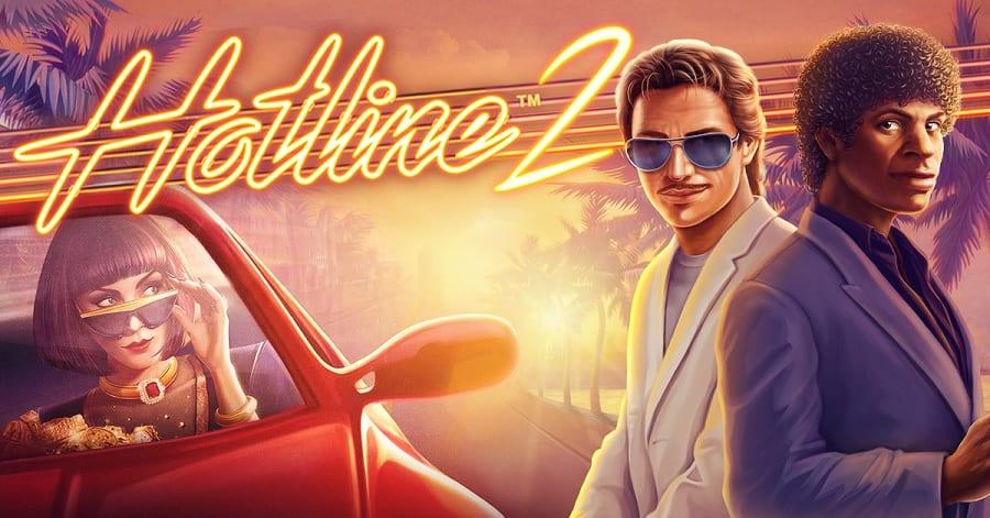 Hotline 2 Netent New release
