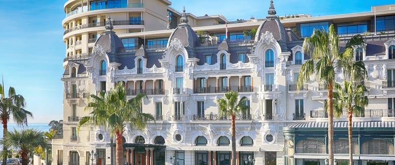 Hotel de Paris and Caisno