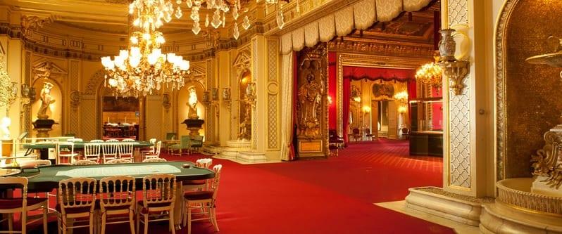 Kurhaus of Baden Casino