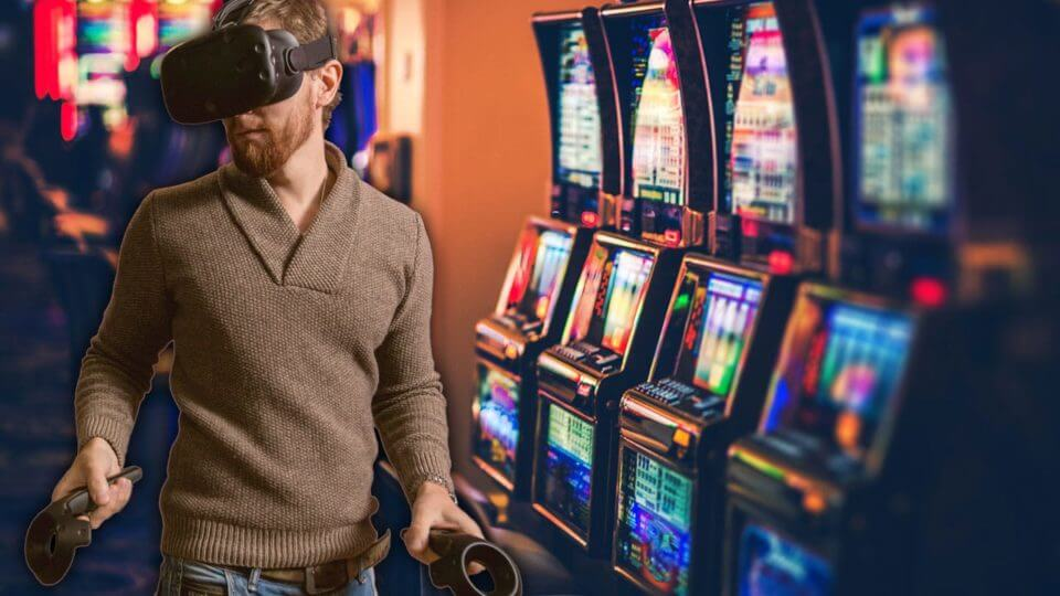 Software providers push VR slots