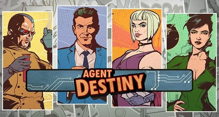 agent destiny slot cover