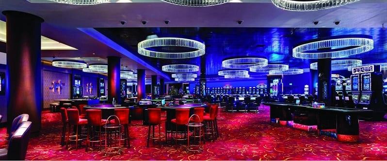 Aspers casino: London