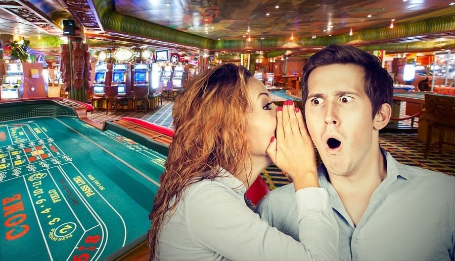How Casinos spot cheating