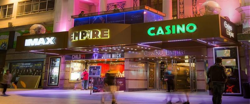 empire casino: london