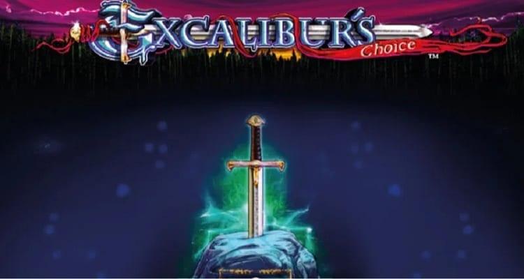 excaliburs choice slot