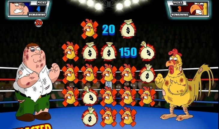 family guy igt slot bonus round