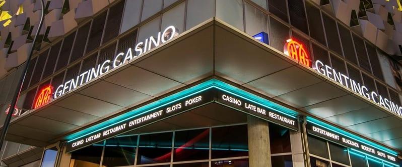 genting casino: Sheffield