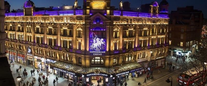 hippodrome casino: london