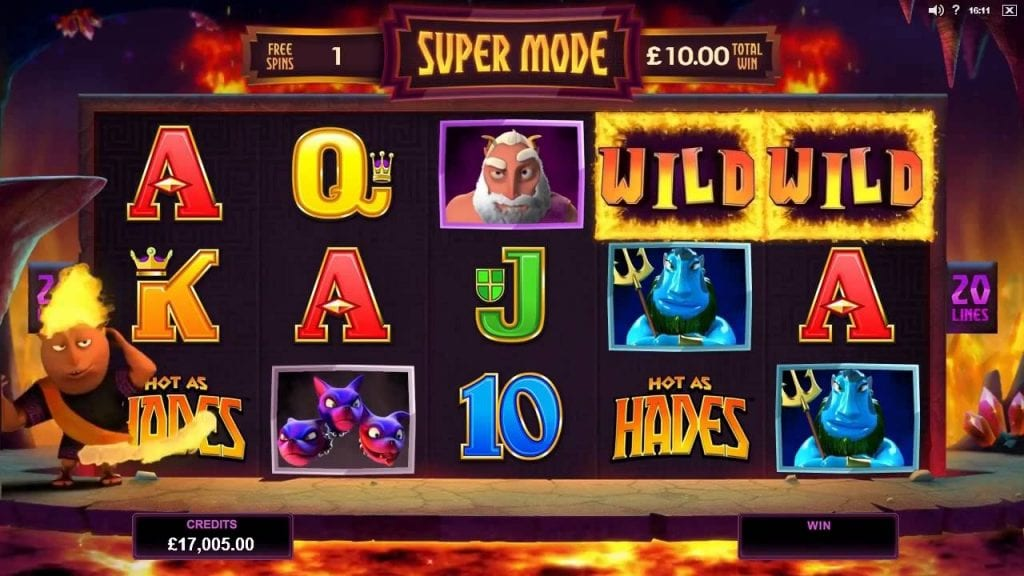 hot as hades microgaming slot