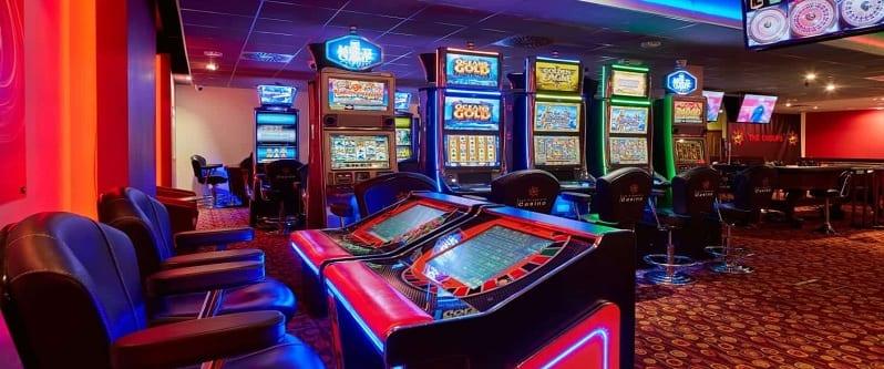 les croupiers casino: Cardiff