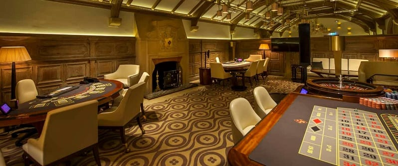 Maxims Club Casino: London