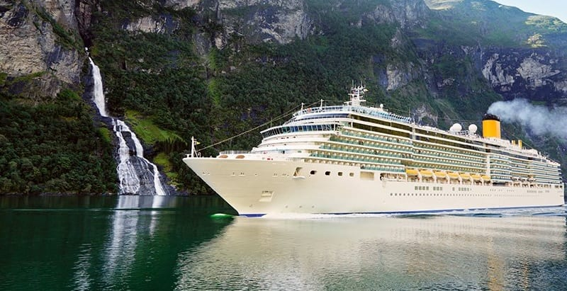 Norway's Cruise liner