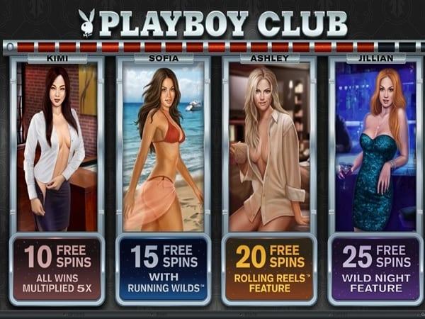 playboy club slot