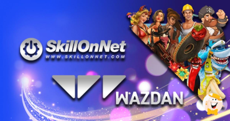 skillonnet adds wazdan