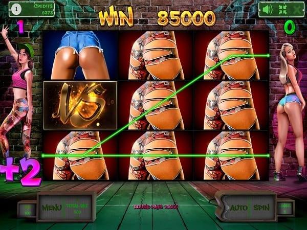 twerk slot game