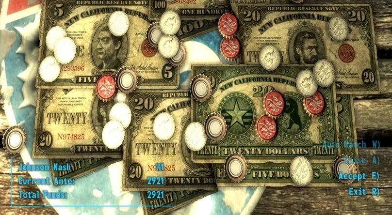 fallout 3 gambling