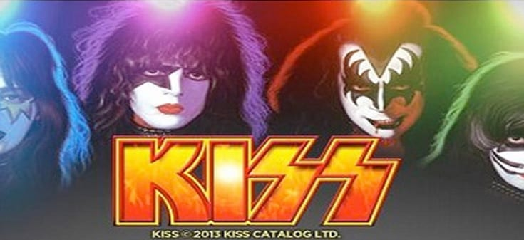 kiss music slot