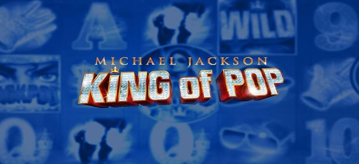king of pop music slot