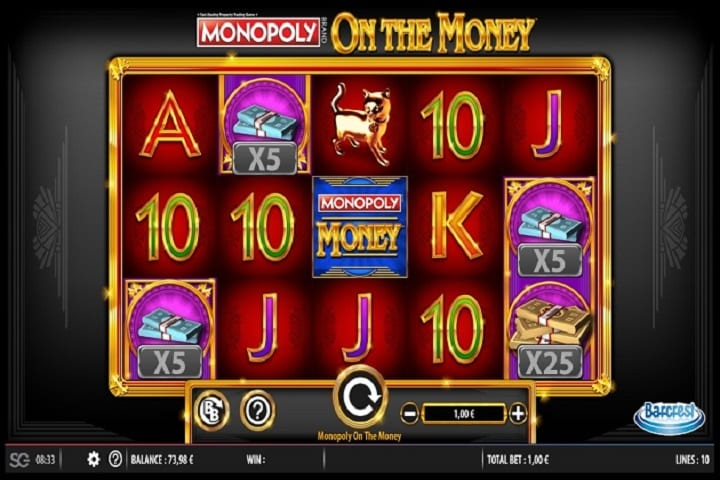 monopoly on the money slot rtp 98.1%