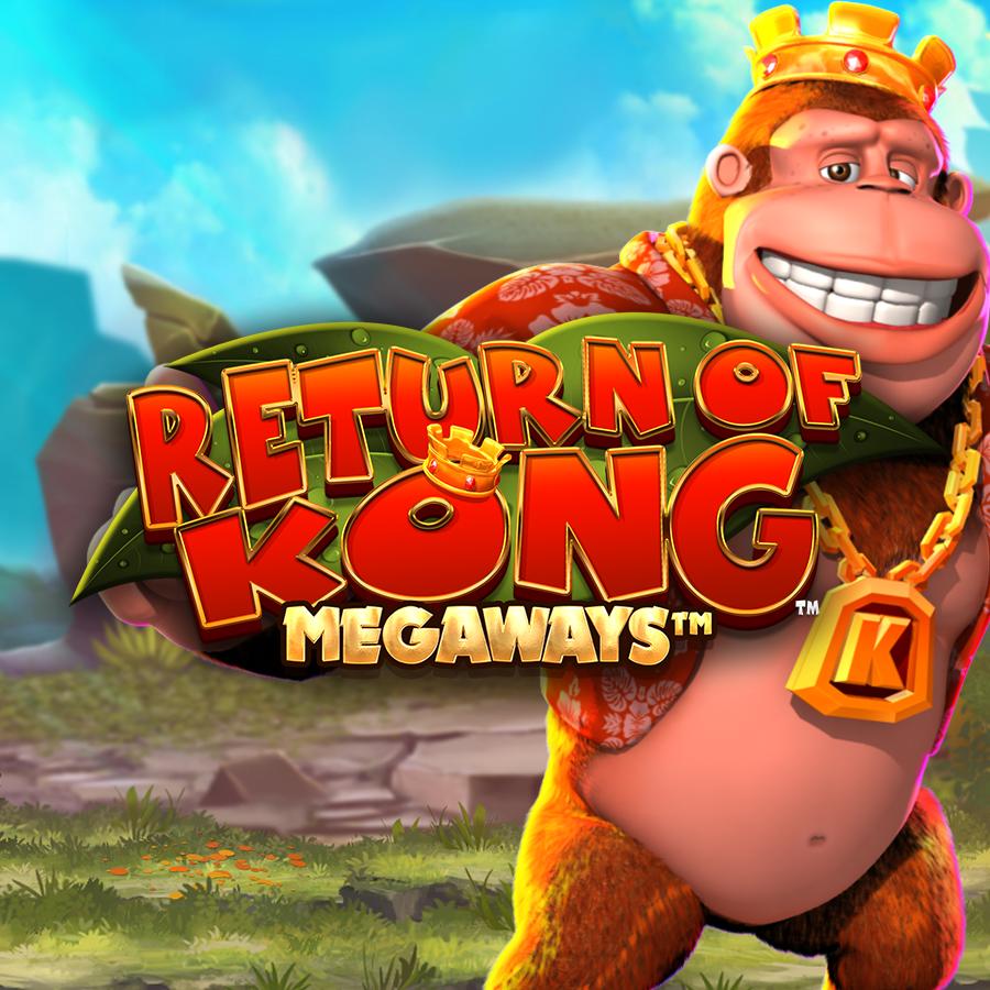 return of kongs megaways slot