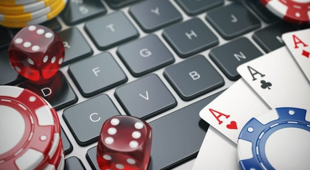 How to sign up to an online casino