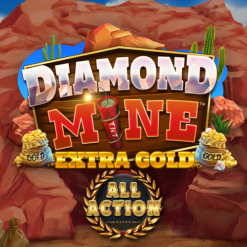 Diamond Mine All Action Megaways Review