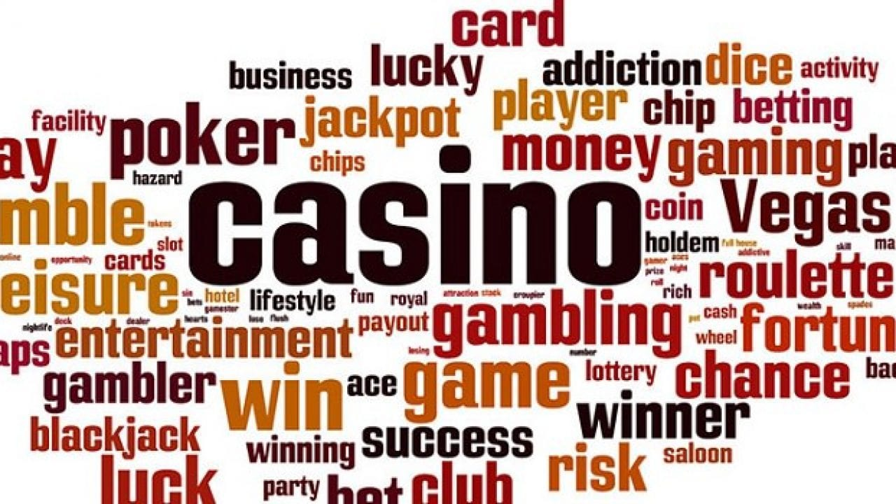 Casino Terms Explained