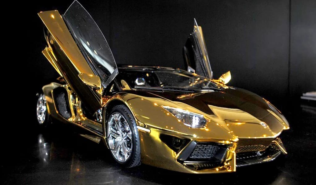 8 Most extravagant things a million pounds jackpot could buy you